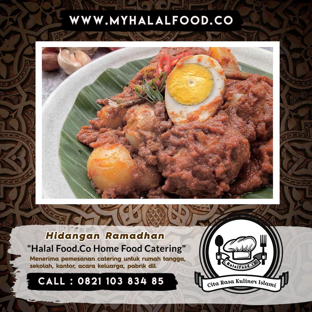 Catering buka puasa di Harapan Indah   Myhalalfood.co