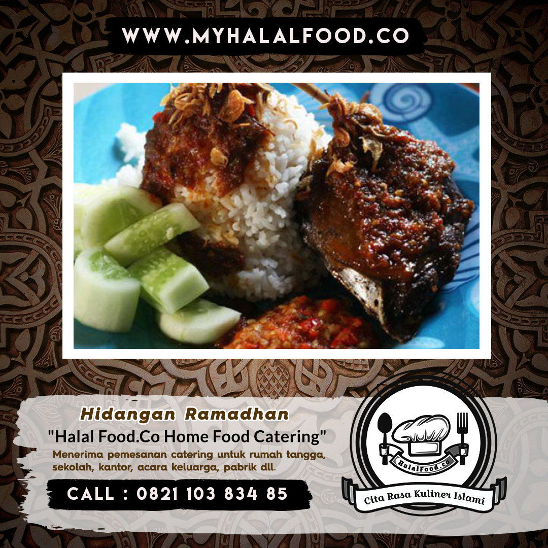 catering lebaran | catering Sehat Myhalalfood.co