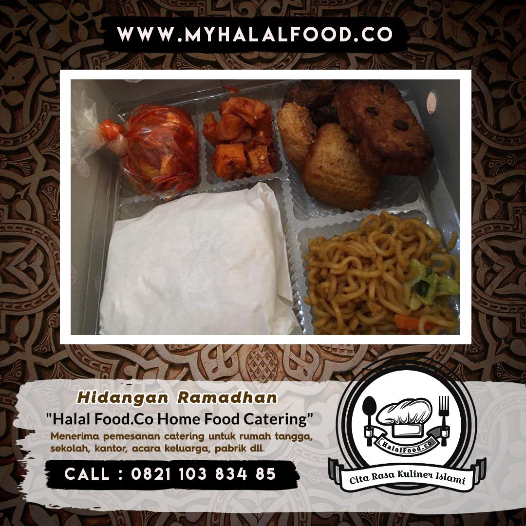 catering harian ramadhan hemat di Bekasi dan Sekitarnya