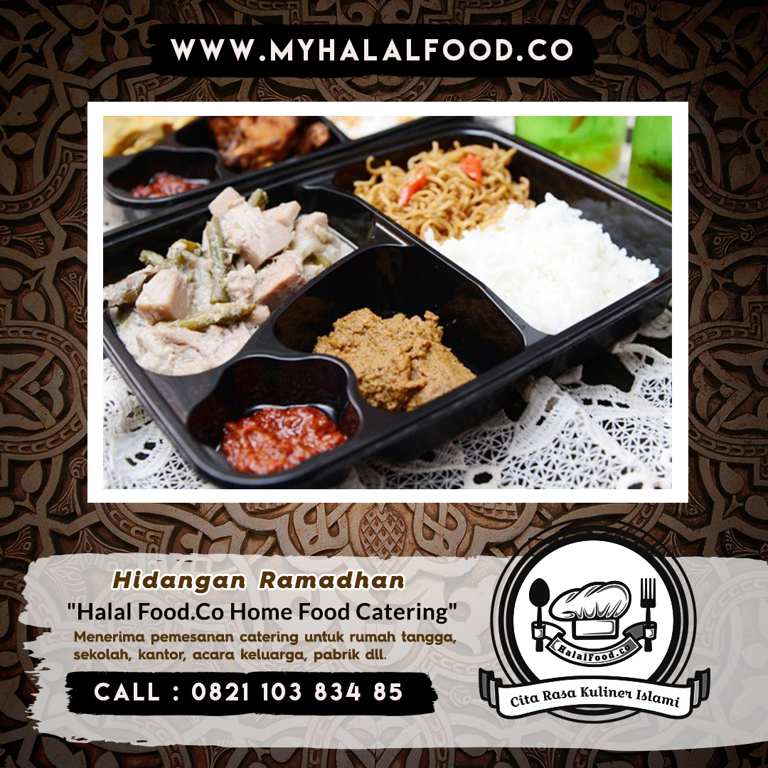 catering buka puasa di Bekasi, Jakarta dan Sekitarnya