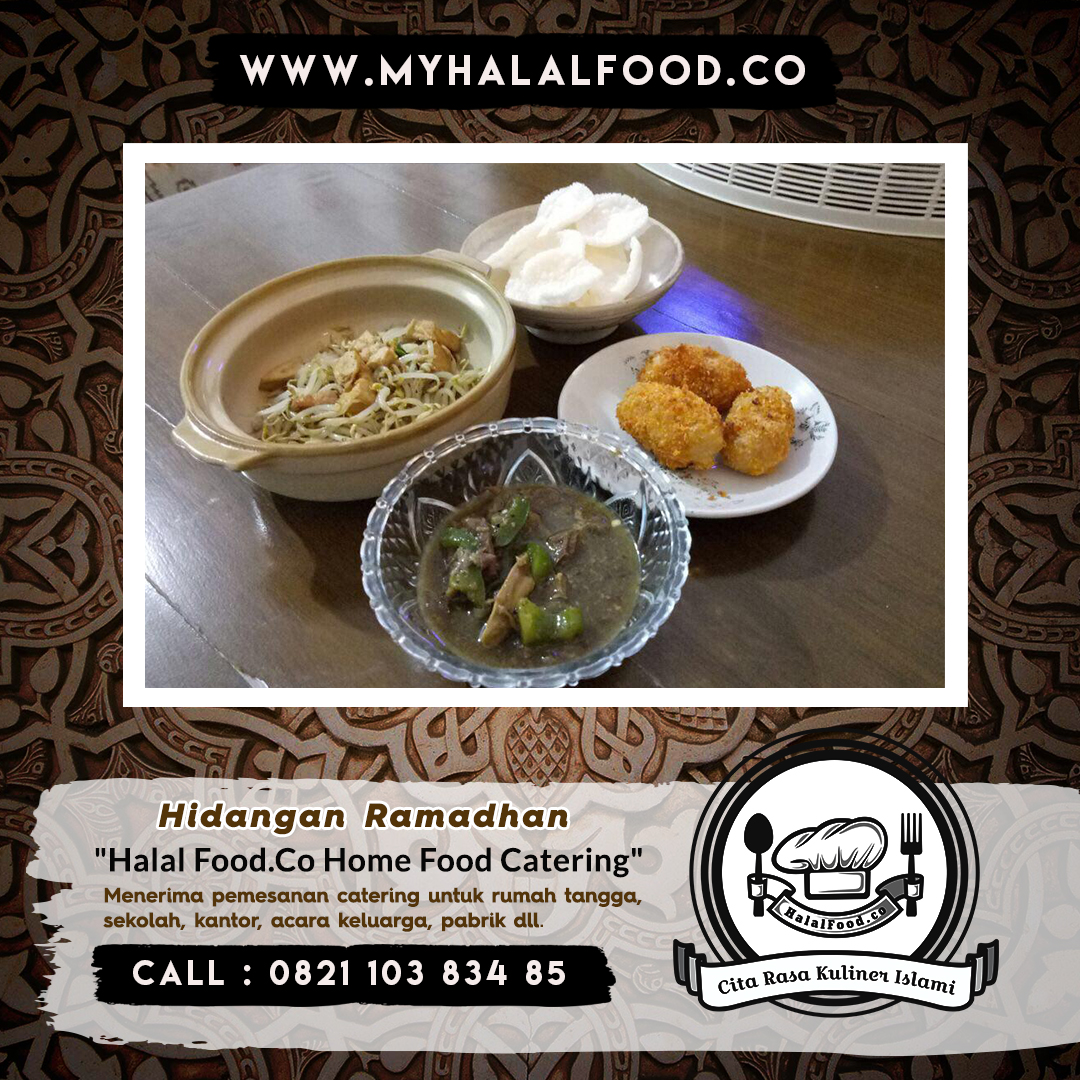 catering harian ramadhan hemat jatiasih