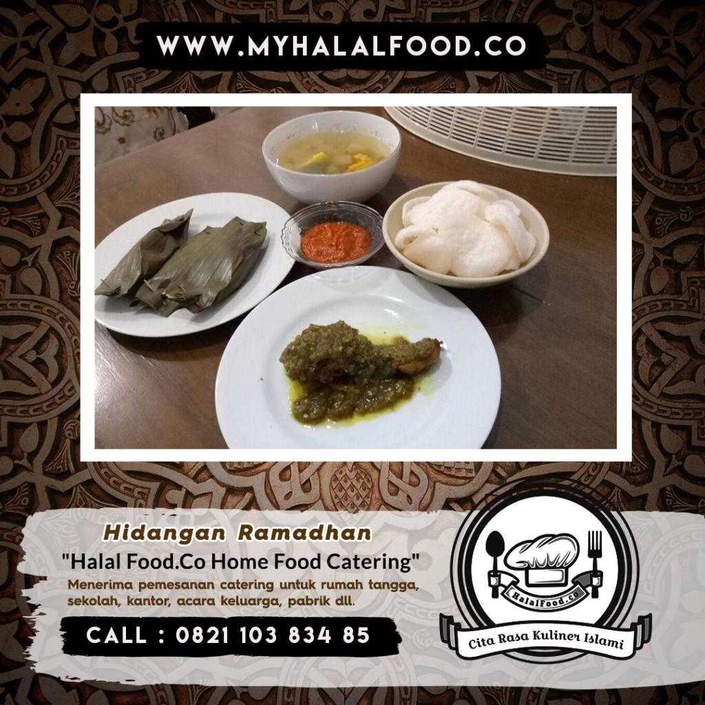 catering harian ramadhan hemat bekasi selatan