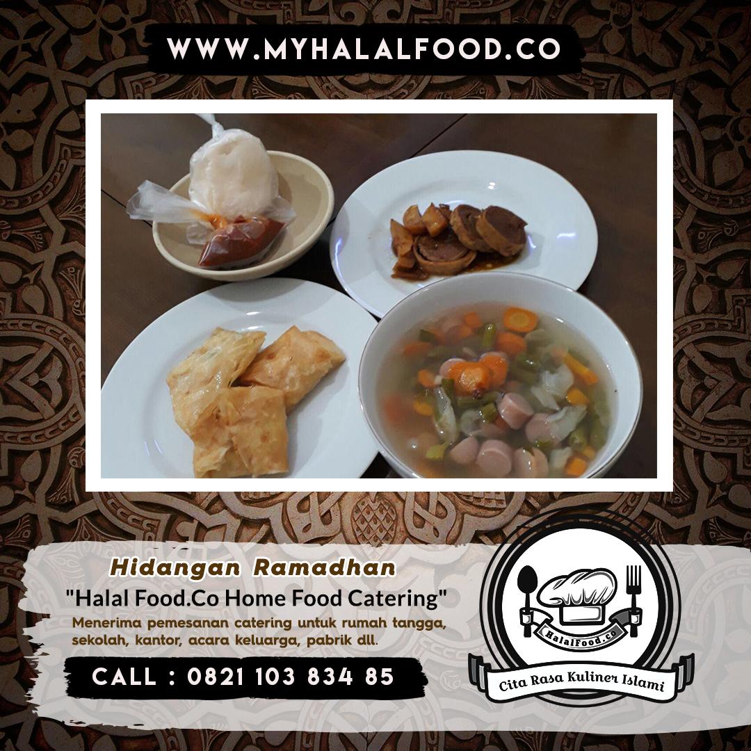 catering harian ramadhan di Jatiasih dan Sekitarnya