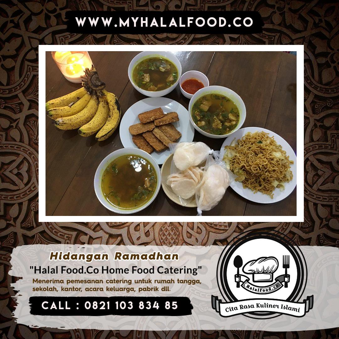 catering harian ramadhan hemat bekasi barat