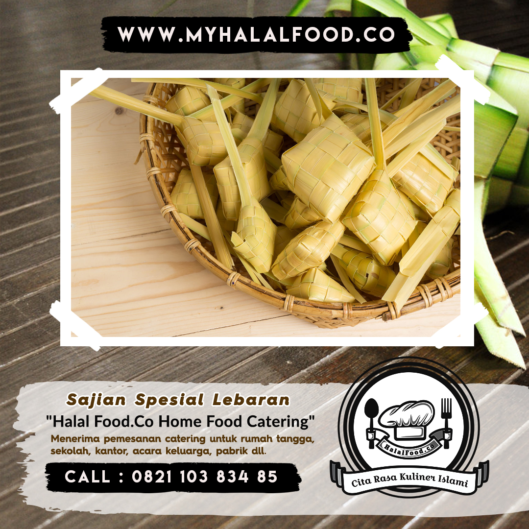 catering lebaran di Summarecon | Myhalalfood.co