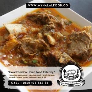 catering harian halal buaran