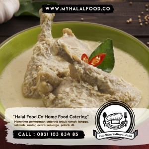 catering harian haal pekayon