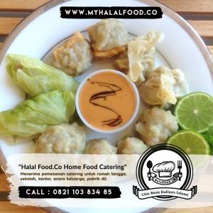 catering harian halal pekayon