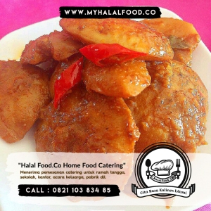 catering harian halal summarecon