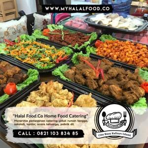 catering harian halal terpercaya kemang pratama