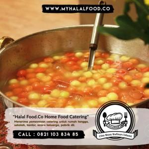 Catering Prasmanan Hemat Grand Wisata