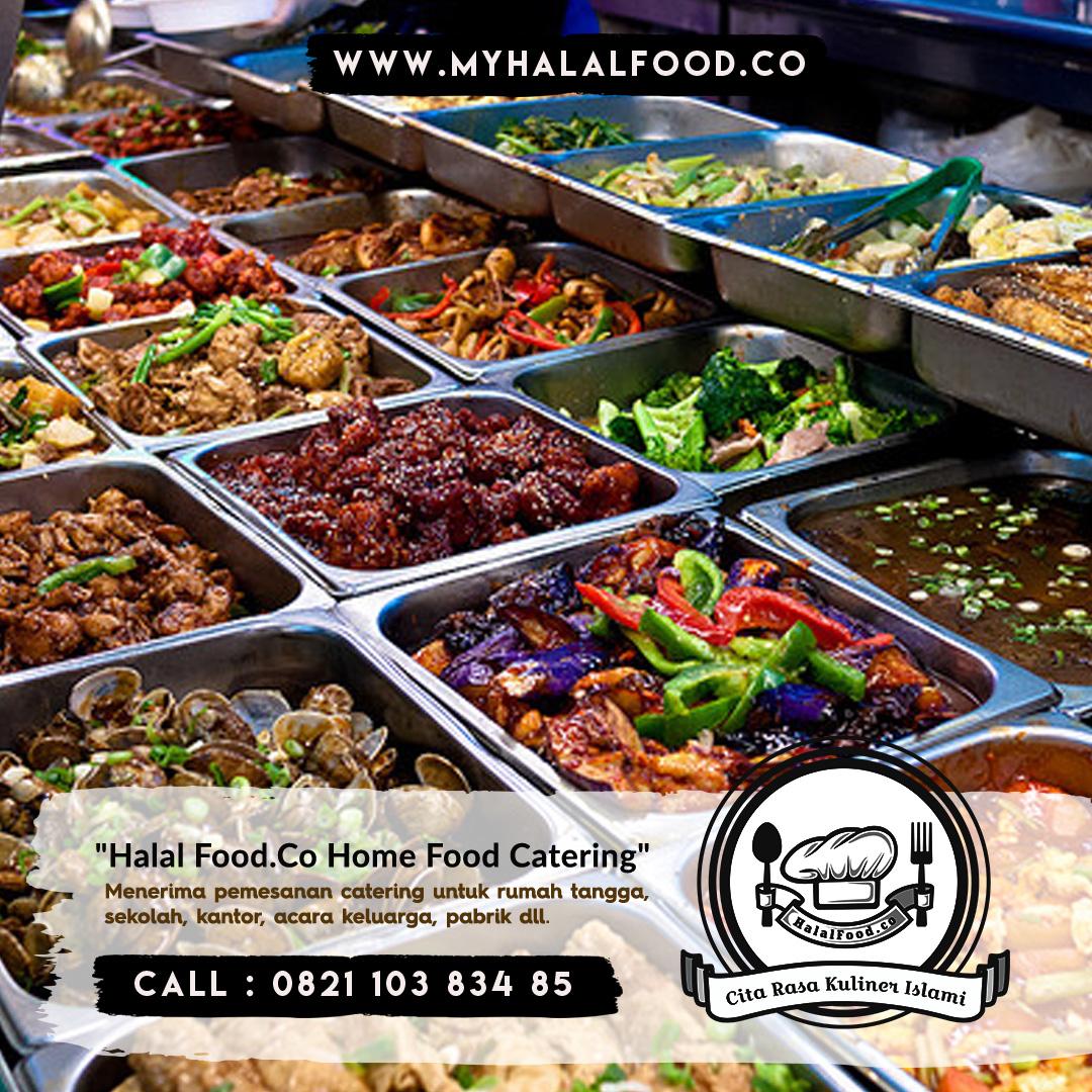 Catering Prasmanan Hemat Harapan Indah