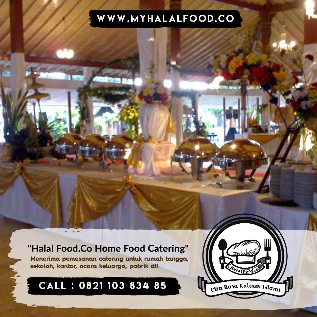 Catering Prasmanan hemat Aren Jaya