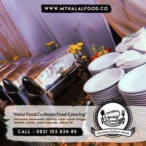 Catering Prasmanan Hemat Duren Jaya