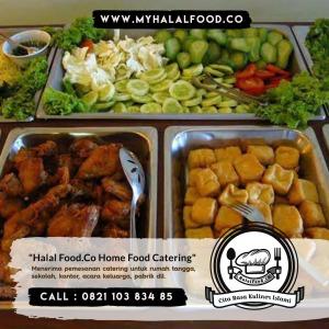 Catering Prasmanan Hemat Duren Sawit