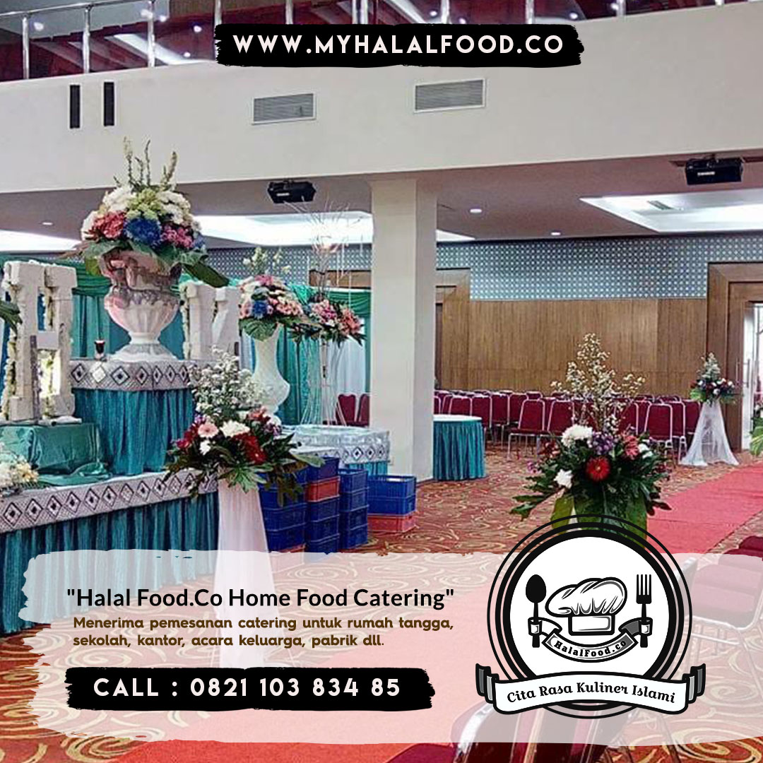 Catering Prasmanan Hemat Perumnas 3